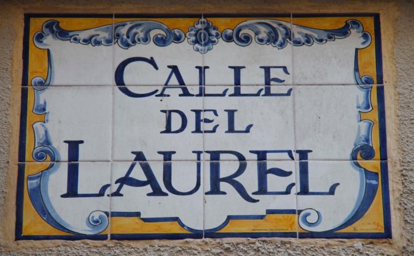 Calle Laurel: Logroño