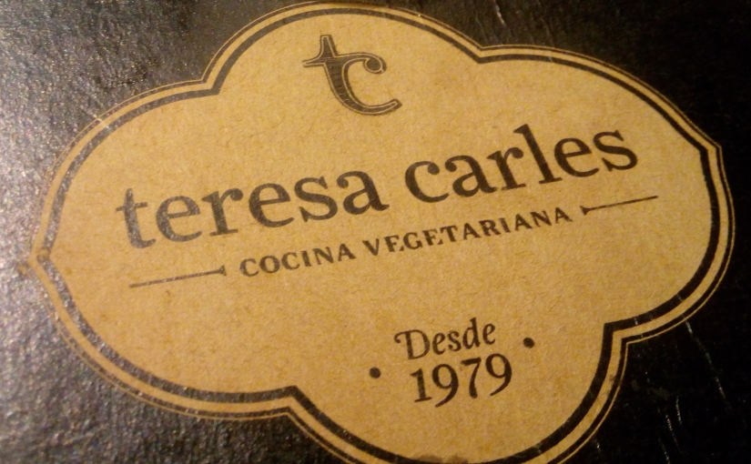 Teresa Carles, un vegetariano en Lleida (yBCN)