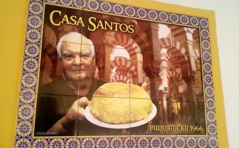 La tortilla más grande deCórdoba